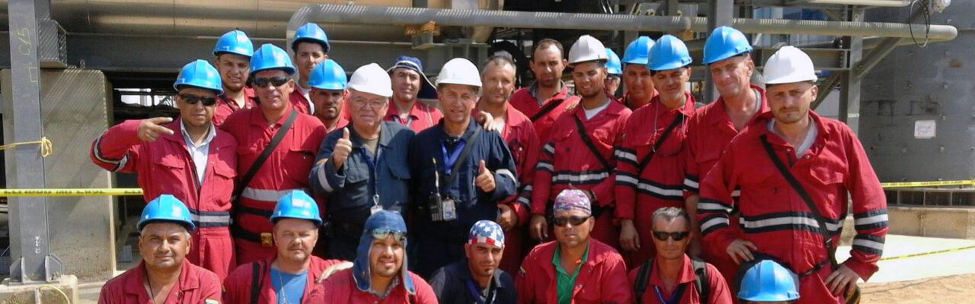 Accede - Industrial Construction Company